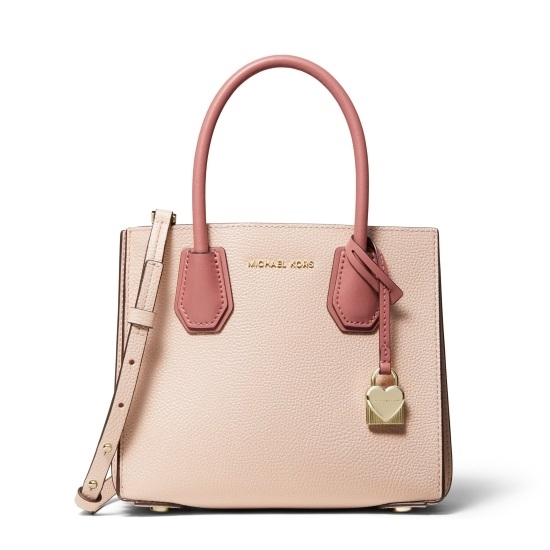 4e01cfc52f1c MileagePlus Merchandise Awards. Michael Kors Mercer Medium Messenger ...