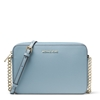 Picture of Michael Kors Large E/W Crossbody - Powder Blue