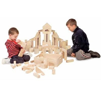 Picture of Melissa & Doug® Standard Unit Blocks