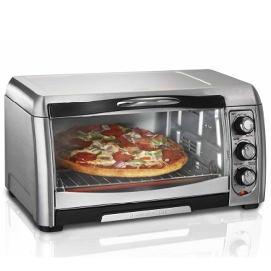 Picture of Hamilton Beach® 6-Slice Convection Toaster Oven