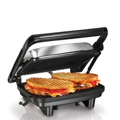 Picture of Hamilton Beach® Panini Grill Gourmet Sandwich Maker