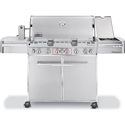 Picture of Weber® Summit® S-670™ Natural Gas Grill