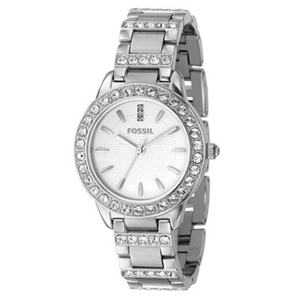 Picture of Fossil® Ladies' Jesse Watch with White Dial