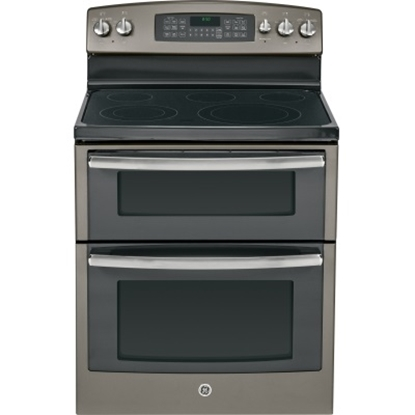 Picture of GE® 30'' Electric Double Oven - Slate