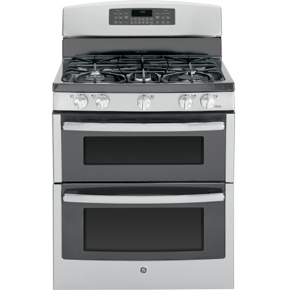Picture of GE® 30'' Gas Double Oven - Stainless Steel