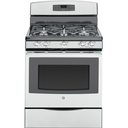Picture of GE® 30'' Gas Range - Stainless Steel