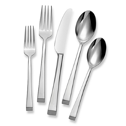 Picture of Mikasa Rockford 45-Piece Flatware Set