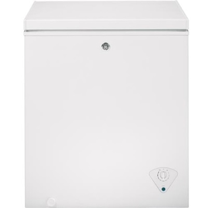 Picture of GE 5.0 Cu. Ft. Manual Defrost Chest Freezer