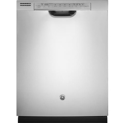 Picture of GE Stainless Steel Interior Dishwasher w/ Front Controls - SS