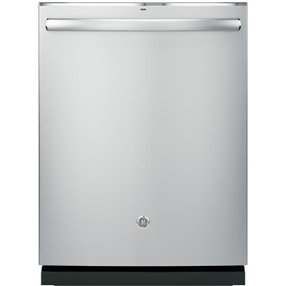 Picture of GE Stainless Steel Interior Dishwasher with Hidden Controls