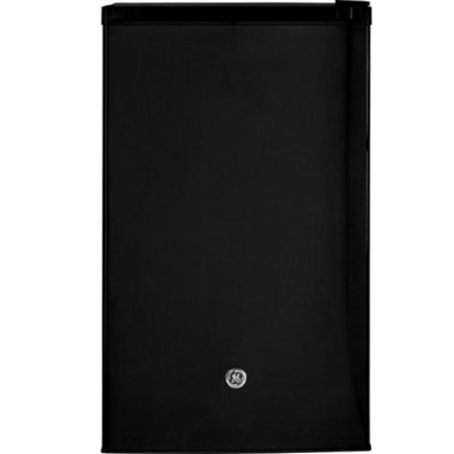 Picture of GE 4.4 Cu. Ft. Compact Refrigerator - Black