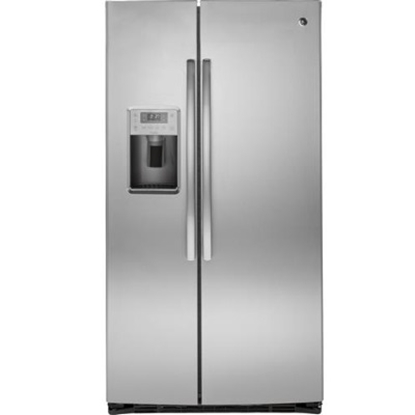 Picture of GE® Profile NRG Star 25.4 Cu.Ft. Side by Side Refrigerator