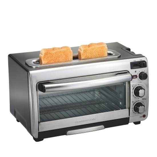 Picture of Hamilton Beach® 2-in-1 Oven and Toaster