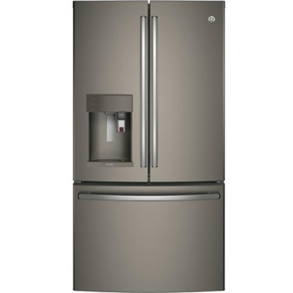 Picture of GE Profile French Door Refrigerator with K-Cup Brewing System