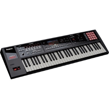 Picture of Roland® FA-06 Music Workstation - Black