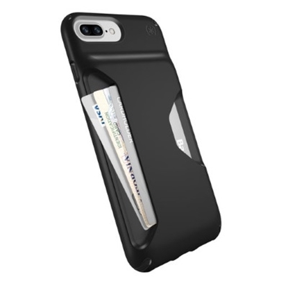 Picture of Speck Presidio Wallet for iPhone® 8+/7+/6S+/6+ - Black