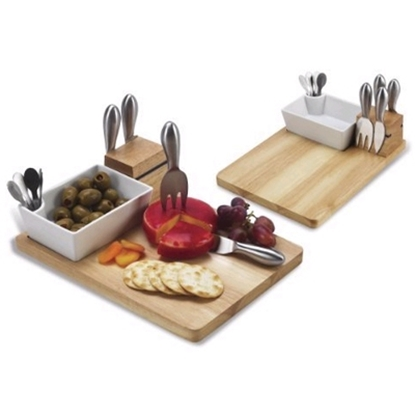Picture of Picnic at Ascot™ Cutting Board & Tools Set