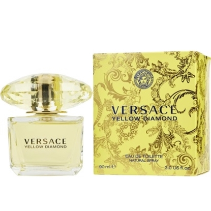 Picture of Versace Yellow Diamond Women's EDT - 3 oz.