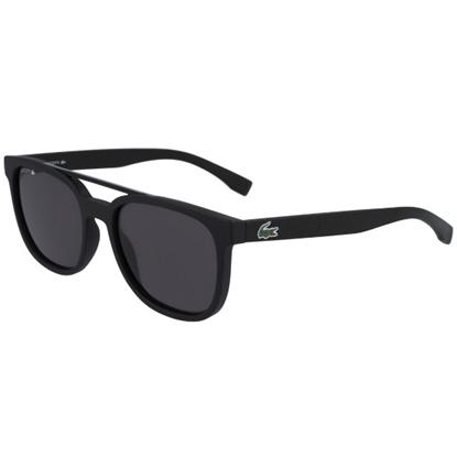 Picture of Lacoste Men's Rectangular Sunglasses - Black