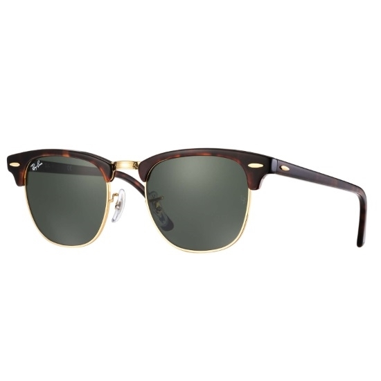 Picture of Ray-Ban 49mm Classic Club Master - Tortoise/Arista/XLT Lens