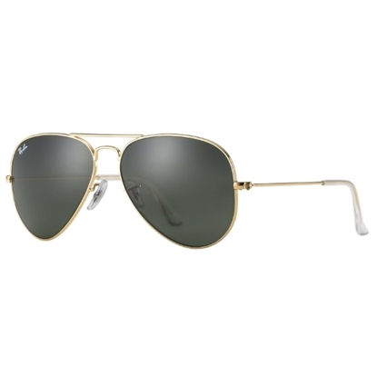Picture of Ray-Ban® Original Aviator - Gold/Green