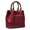 Picture of Michael Kors Blakely Medium Bucket Bag - Oxblood