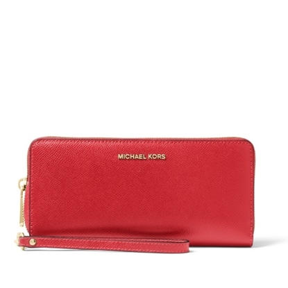 Picture of Michael Kors Travel Continental - Bright Red
