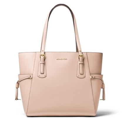 Picture of Michael Kors Voyager E/W Tote - Soft Pink