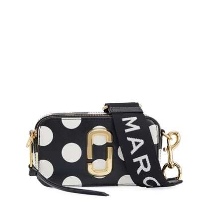 Picture of Marc Jacobs The Dot Snapshot - Black Multi