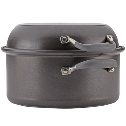 Picture of Anolon® 2-Step Meal Set - Round/Gray