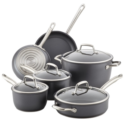 Picture of Anolon® Accolade 10-Piece Cookware Set