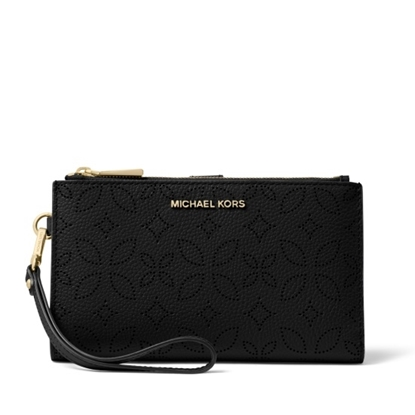 Picture of Michael Kors Double Zip Wristlet