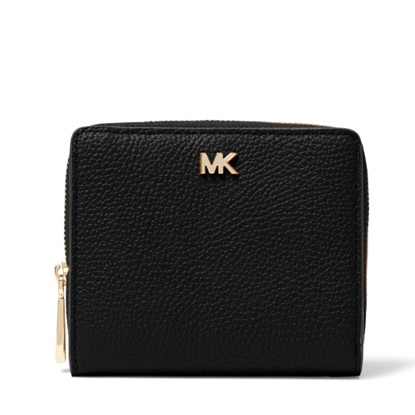 Picture of Michael Kors Zip-Around Snap Wallet