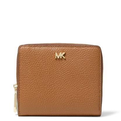 Picture of Michael Kors Zip-Around Snap Wallet