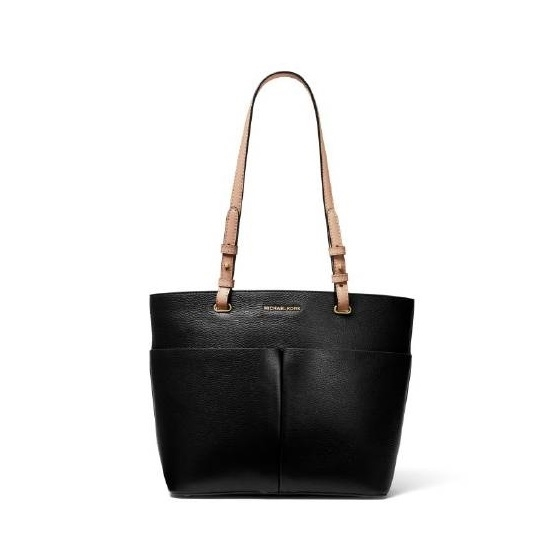 Picture of Michael Kors Bedford Medium Top-Zip Pocket Tote