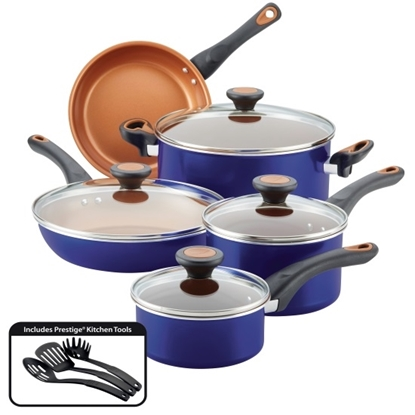Picture of Farberware® Glide 12-Piece Cookware Set