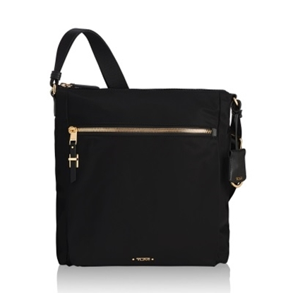 Picture of Tumi Voyageur Canton Crossbody - Black