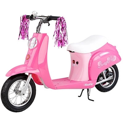 Picture of Razor® Pocket Mod Electric Scooter -Sweet Pea