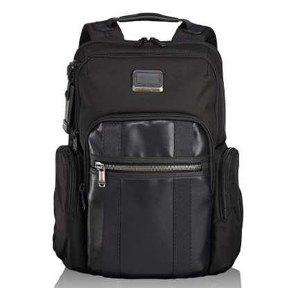Picture of Tumi Alpha Bravo Nellis Backpack - Black