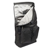 Picture of Tumi Alpha Bravo London Roll Top Backpack - Black