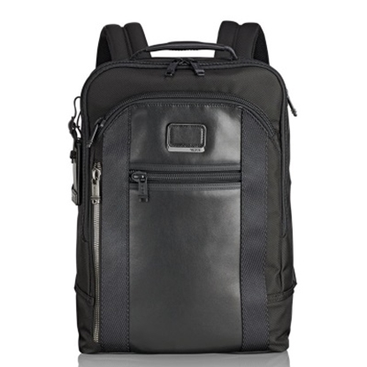 Picture of Tumi Alpha Bravo Davis Backpack - Black