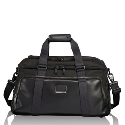 Picture of Tumi Alpha Bravo Mccoy Gym Bag - Black