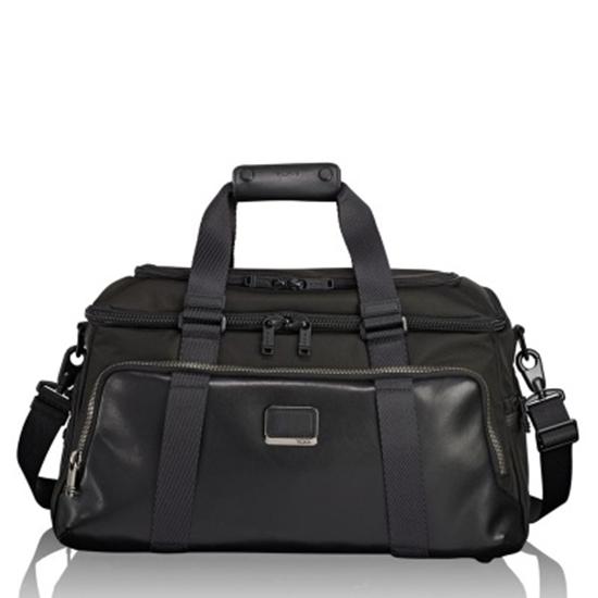 Picture of Tumi Alpha Bravo Mccoy Gym Bag - Black