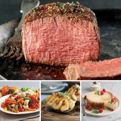 Picture of Omaha Steaks® Filet Mignon Dinner