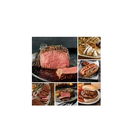 Summer Kitchen Omaha: MileagePlus Merchandise Awards. Omaha Steaks® The Platinum