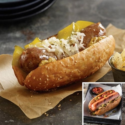 Picture of Omaha Steaks® Brats & Franks