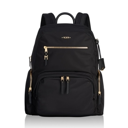 Picture of Tumi Voyageur Carson Backpack - Black
