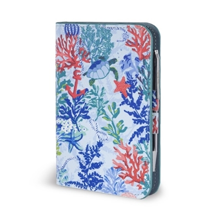 Picture of Vera Bradley Journal with Pen - Shore Thing