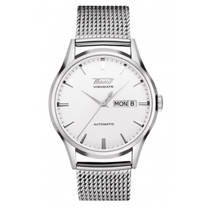 Picture of Tissot Heritage Visodate Automatic Stainless Steel Watch