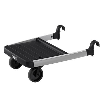 Picture of Thule® Sleek Stroller Glider Board - Black/Silver
